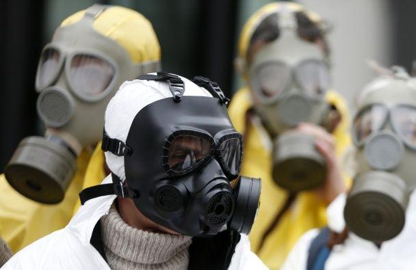 Таємний вантаж із Сирії до Криму: російські військові можуть приховувати на півострові хімічну зброю