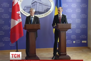 Україна і Канада хочуть утворити ЗВТ