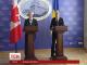 Україна і Канада повинні в цьому році підписати угоду про зону вільної торгівлі