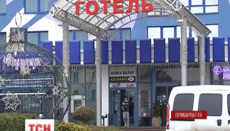 В отеле Ивано-Франковска нашли тело убитой россиянки