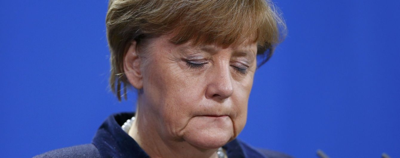 Меркель нажахана жорстокими бомбардуваннями Росією мирних сирійців