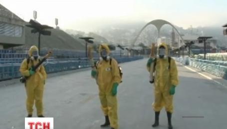 Олімпіада у Бразилії відбудеться попри вірус Зіка