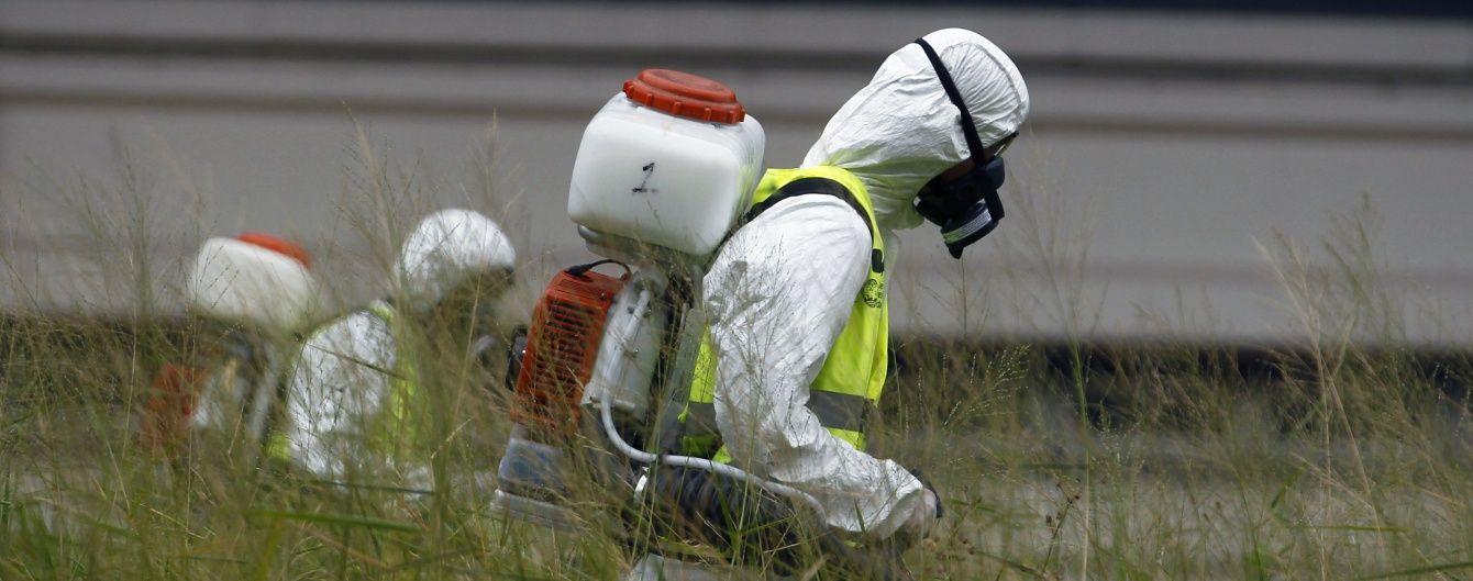 У США зафіксували перший випадок передачі вірусу Зіка від людини до людини