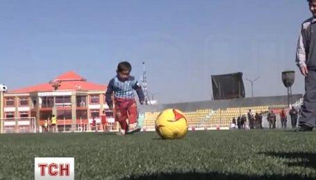 Поліетиленовий пакет прославив 5-річного афганця