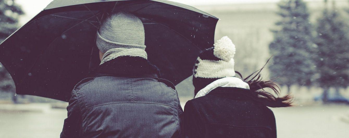 В Україні дощитиме і потеплішає до +15°