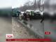 У Харкові швидка допомога зіткнулася з пасажирським автобусом