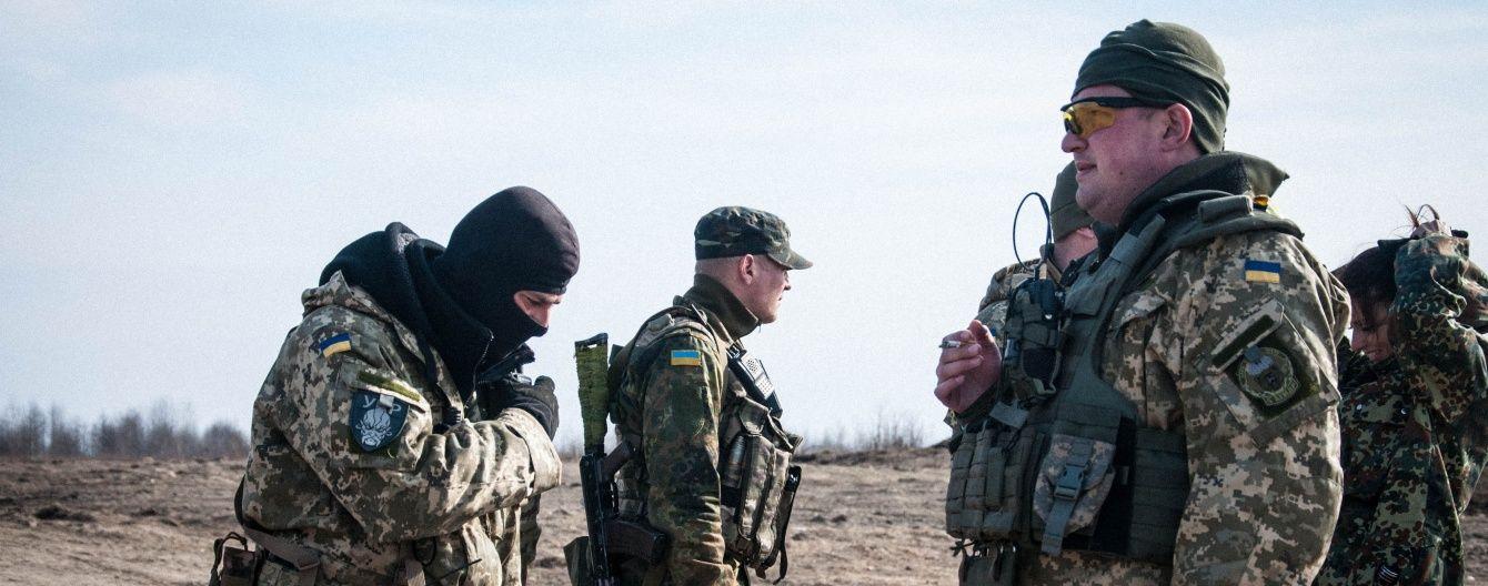 """У військовій частині Черкащини впіймали """"підставних"""" диверсантів"""