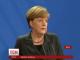 Меркель закликала Путіна використати свій вплив на бойовиків на Донбасі
