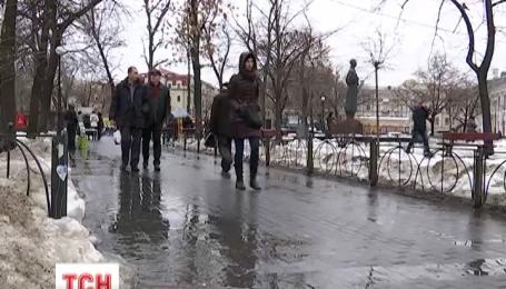На юге Украины сегодня ожидается весенняя погода