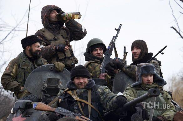 ДНР, бойовики, терористи
