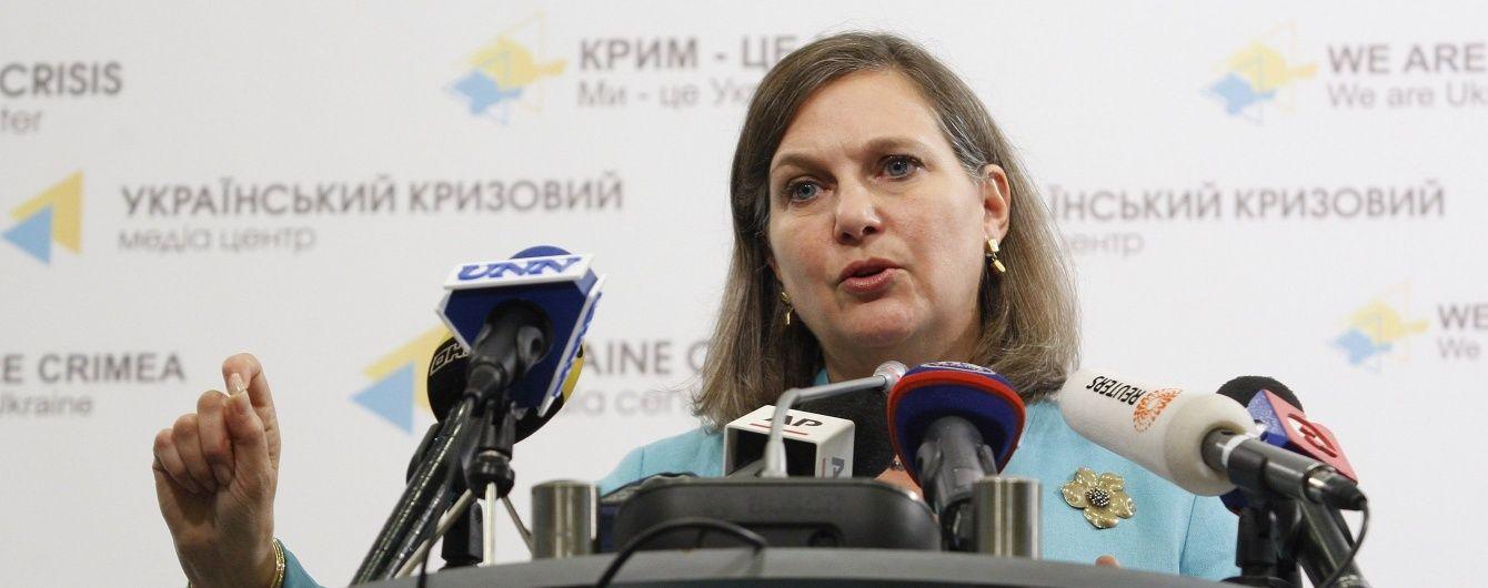 Нуланд назвала умови, за яких США виділять мільярдний транш Україні