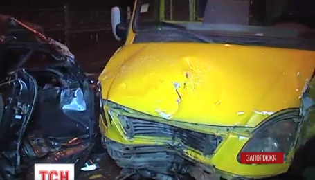 Досі у вкрай тяжкому стані перебувають двоє дітей, які постраждали в аварії у Запоріжжі