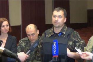 """Одного з колишніх ватажків """"ЛНР"""" заскочили у київському ресторані"""