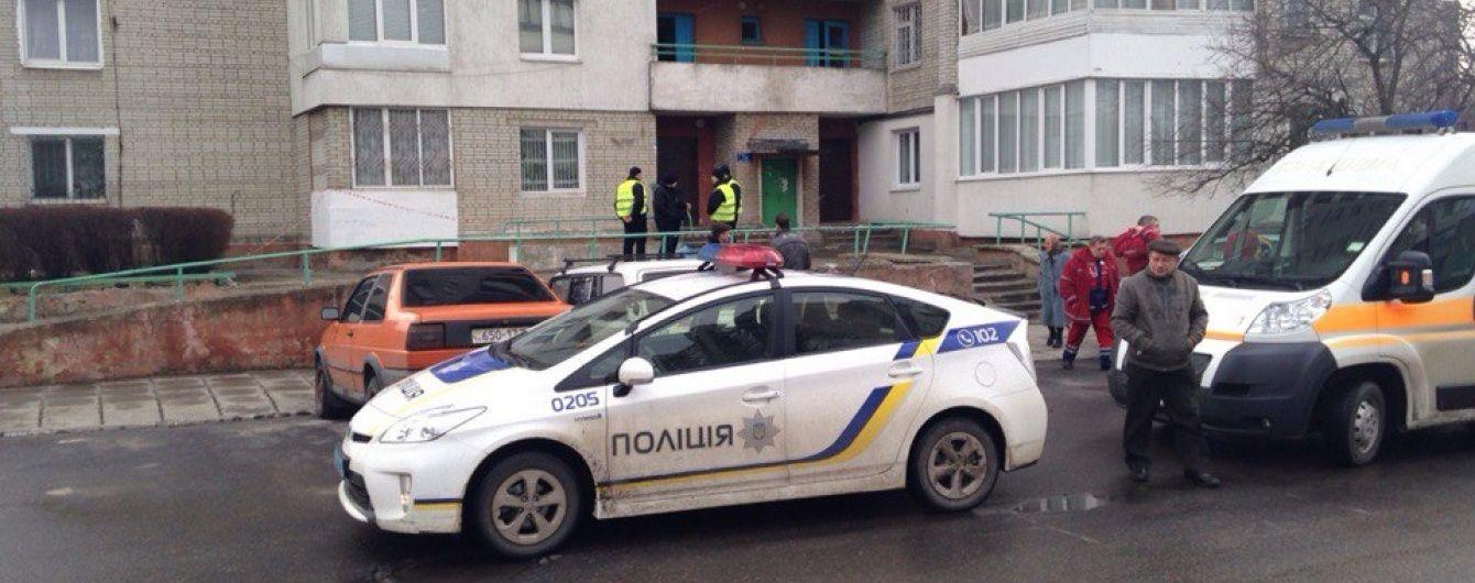 У Львові жінку розірвало на частини після падіння з 14-го поверху
