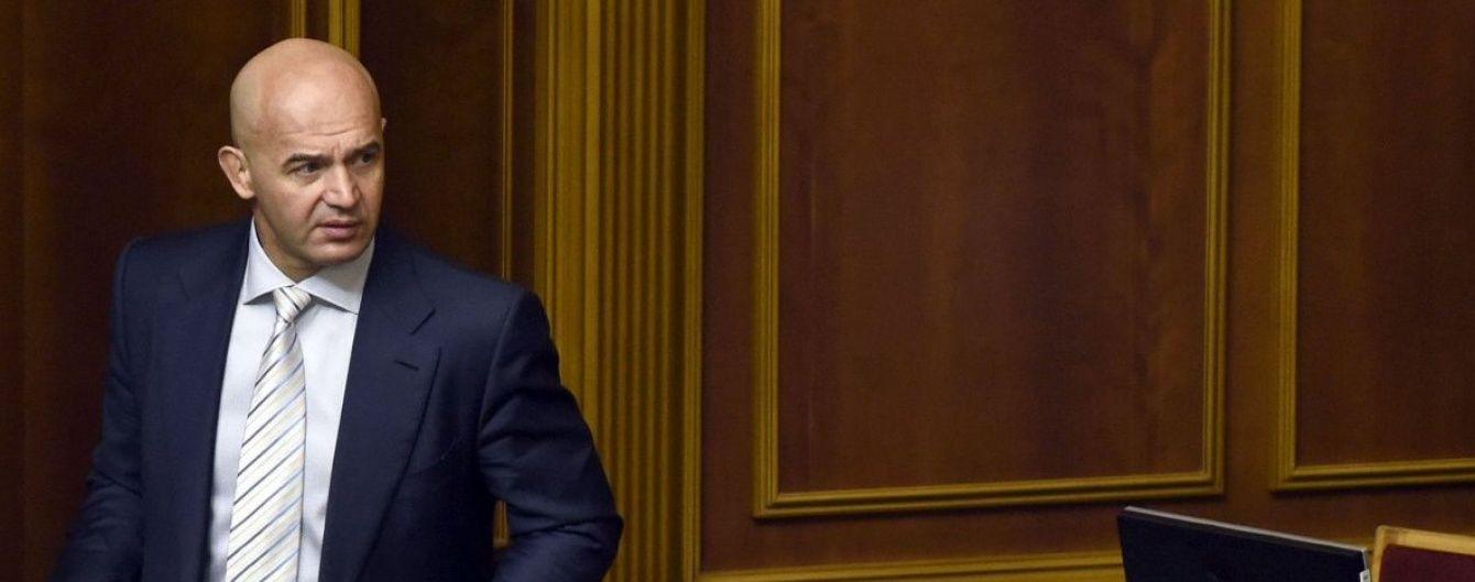 "Кононенко заявив, що може ""хоч завтра"" скласти мандат"