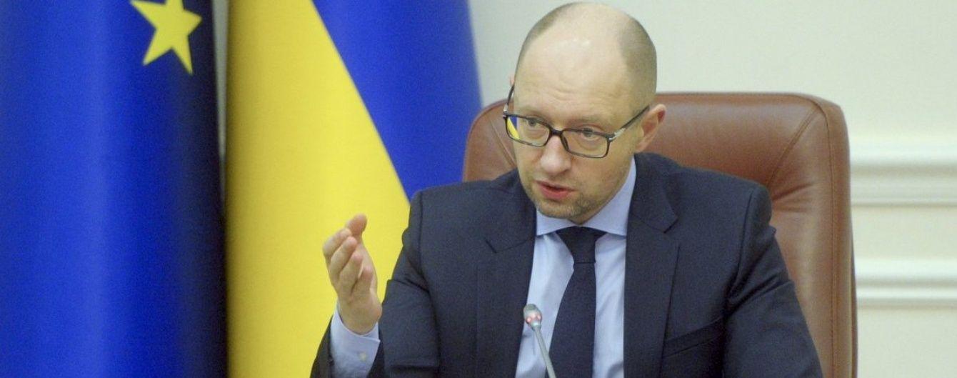 Яценюк вважає, що в коаліції є фракції гірші за опозицію