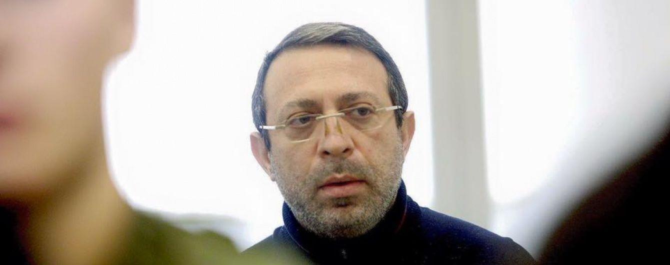 Корбан перебуватиме під домашнім арештом у Дніпропетровську без електронного браслета