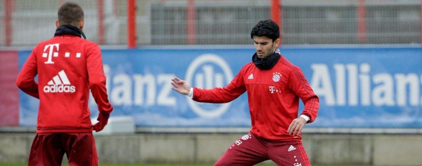 """Новачок """"Баварії"""" отримав струс мозку на першому тренуванні за німецький клуб"""
