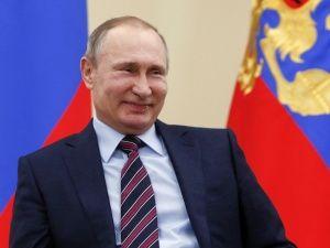 Росіянбаші Путін