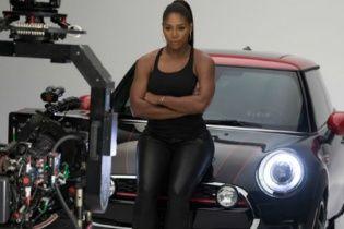 Зірка тенісу Вільямс стала героїнею рекламного ролика британського автоконцерну
