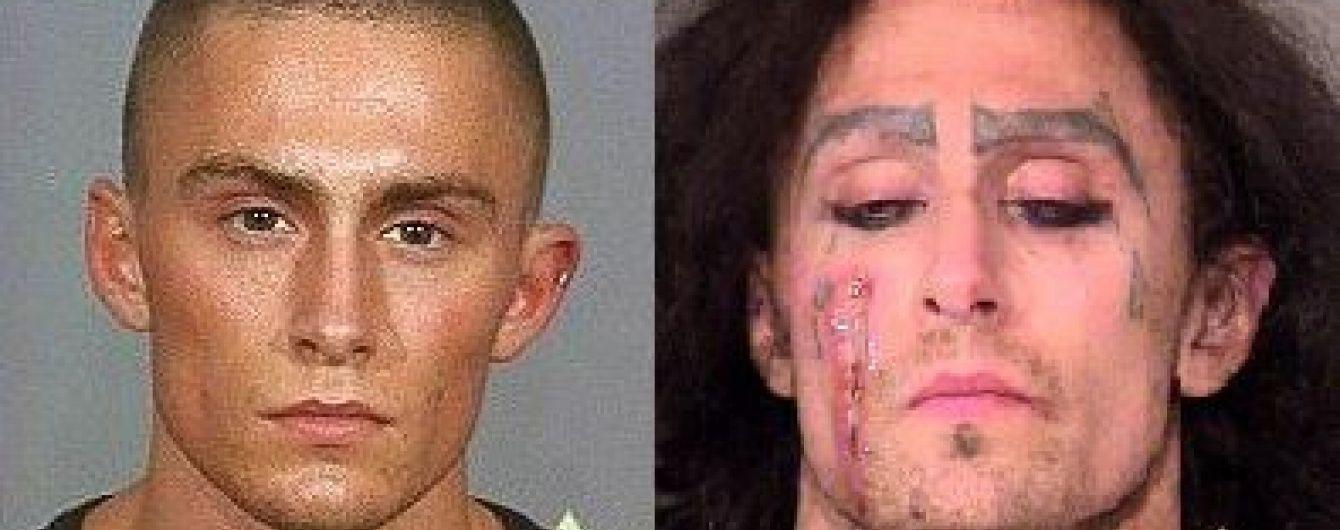 """Від красунчика до монстра """"під кайфом"""". Поліція показала фото перевтілення рецидивіста"""
