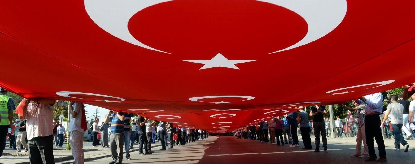 Туреччина хотіла від ЄС 20 мільярдів євро через мігрантів - Reuters