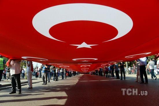 У Туреччині вчетверте подовжили дію надзвичайного стану