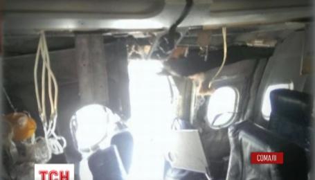 Спецслужби не знайшли доказів теракту на борту сомалійського літака