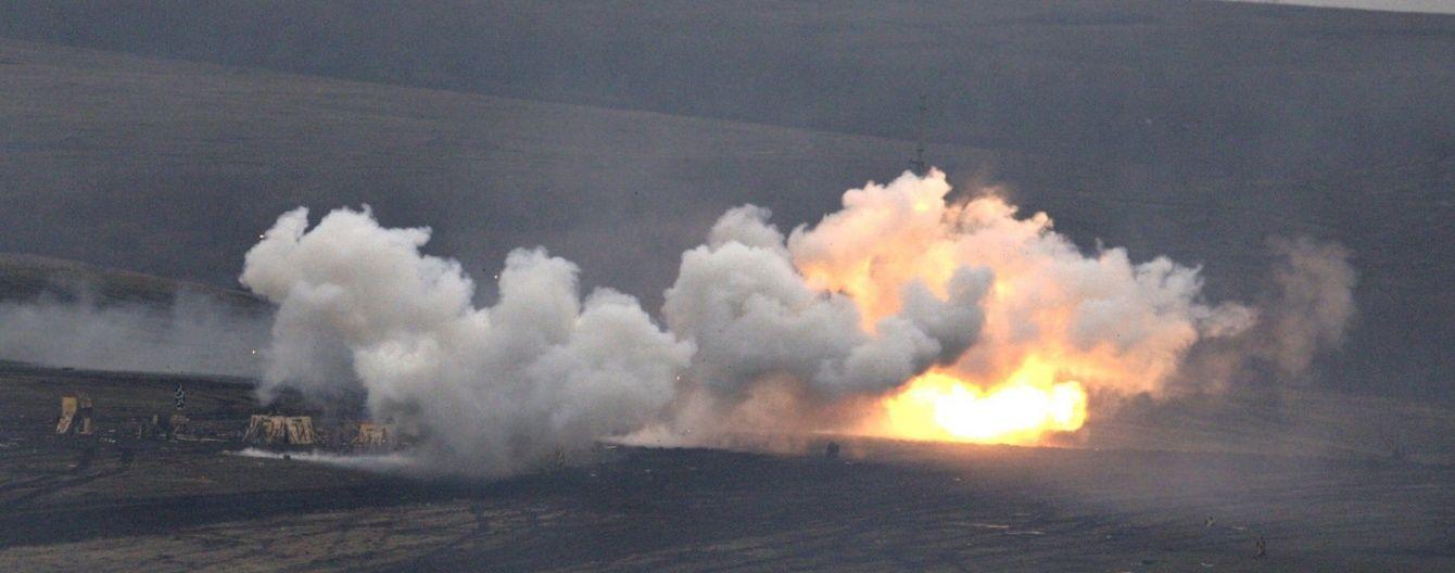 """Бойовики обстріляли з мінометів Кримське і отримали """"відповідь"""" від військових – штаб АТО"""