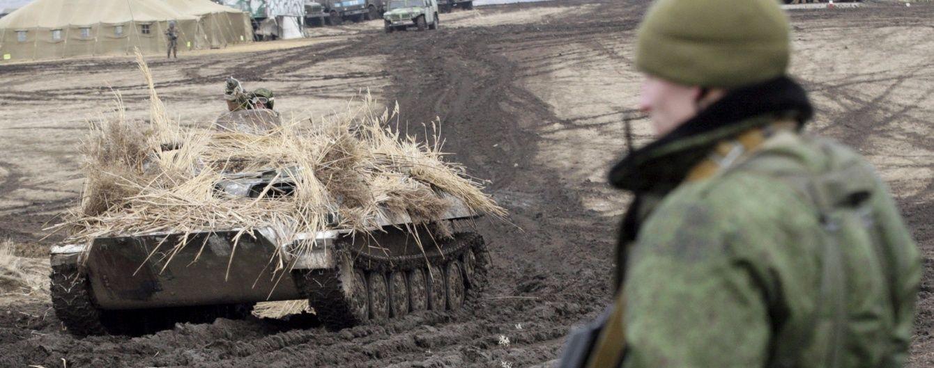 Російські військові під керівництвом генерала розкрали пальне бойовиків і продали його