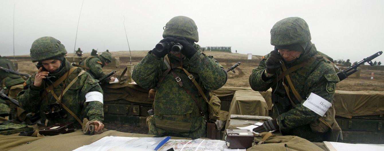 На маріупольському напрямку ворог обстріляв опорні пункти. Дайджест АТО