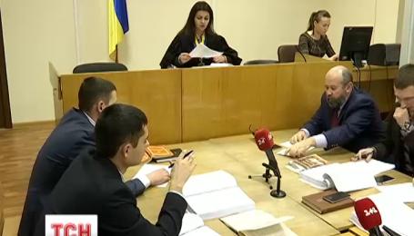 Печерский суд Киева смягчил меру пресечения Денису Полищуку