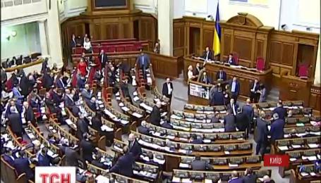 Сегодня Рада рассмотрит заявление об увольнении Айвараса Абромавичуса