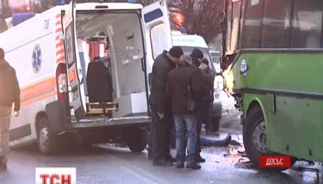 В Харькове прощаются с жертвами ДТП