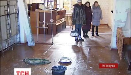 Село Золотое Луганской области приходит в себя после пережитых обстрелов