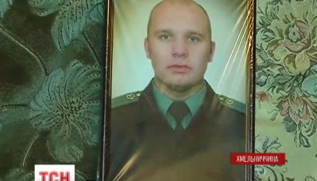 У військовій частині Старокостянтинова старший лейтенант випадково застрелив солдата