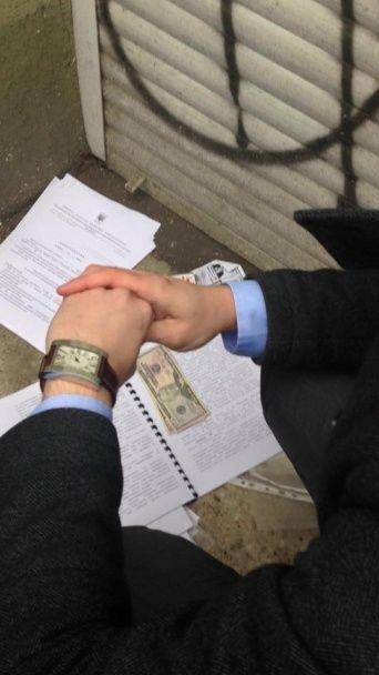 """В Одесі """"погорів"""" на хабарі помічник Саакашвілі - активіст"""