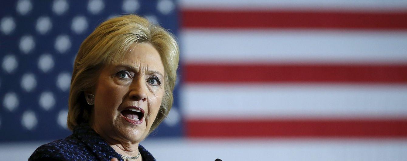 Россия должна немедленно освободить Савченко - Клинтон