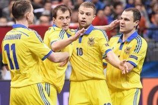 Плей-оф ЧС-2016. Україна - Словаччина - 5:1. Відео матчу