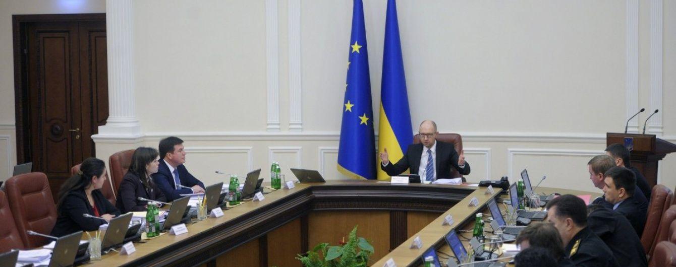 Яценюк попросив не лякати відставкою і назвав 5 принципів подальшої роботи уряду