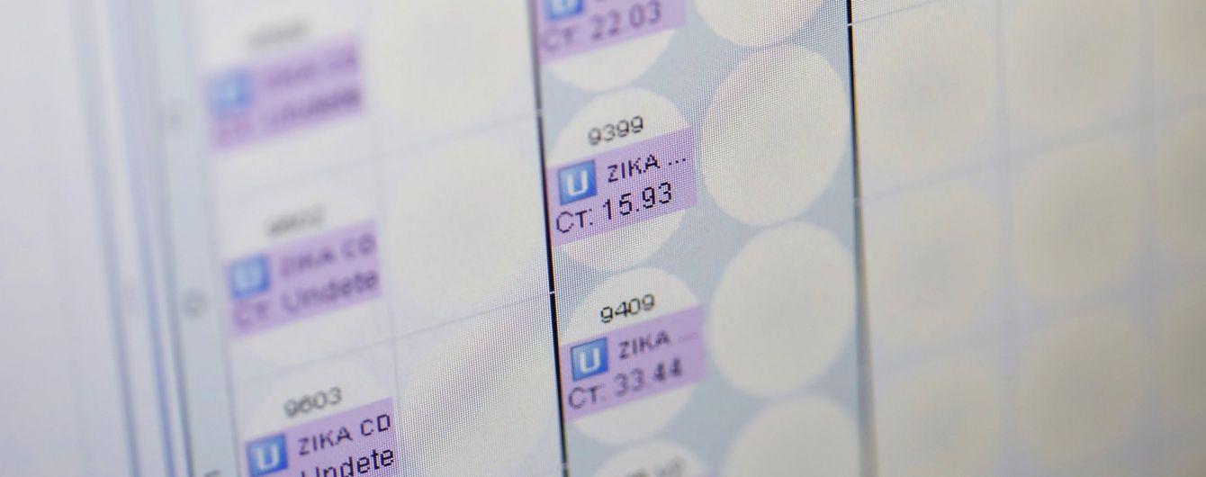 Вірус Зіка вперше поширився через секс у Франції