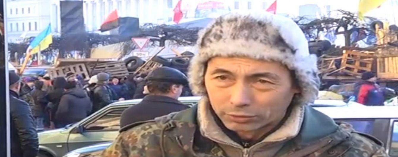 Безлер розповів, як дніпропетровський майданівець очолив окуповану Горлівку