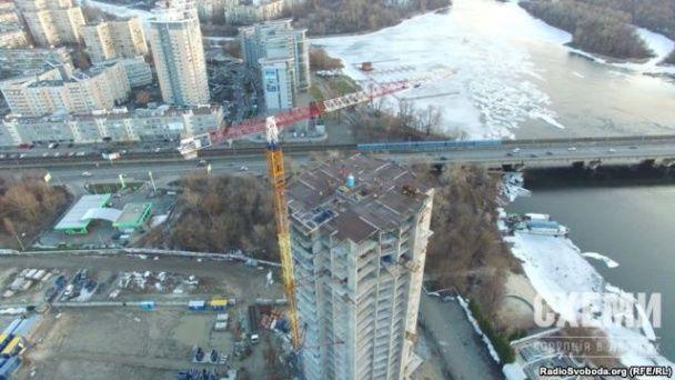 Суд визнав будівництво скандального житлового комплексу у Києві законним