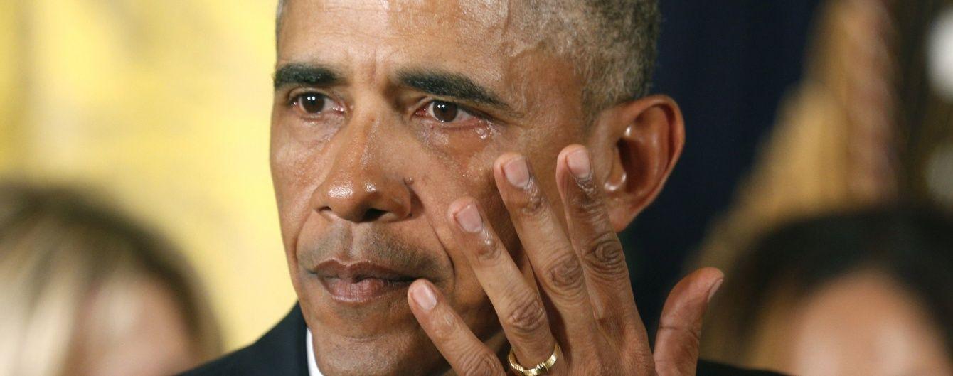 Обама заявил об отсутствии соревнования с Путиным в Сирии