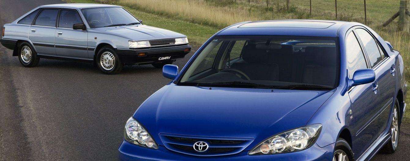 История Toyota Camry: Успешный бизнес