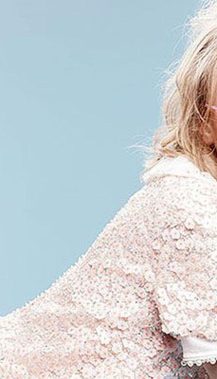 Лили-Роуз Депп в рекламных кадрах Chanel