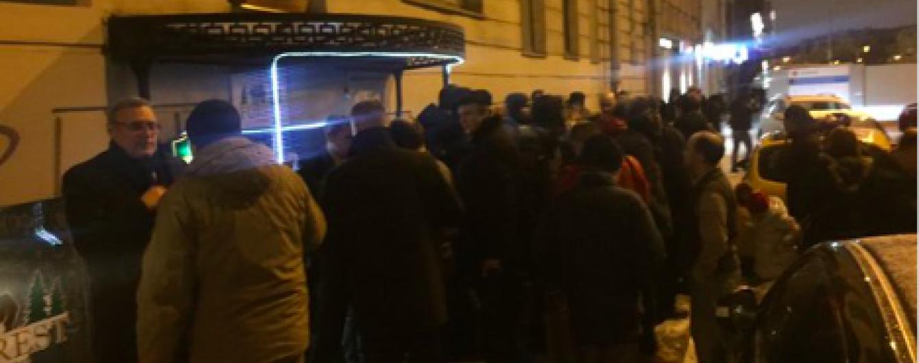 У РФ на зустрічі ПАРНАСу розпилили перцевий газ
