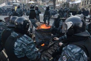 Підозрюваного у нападі на активістів Автомайдану екс-беркутівця відпустили з-під варти