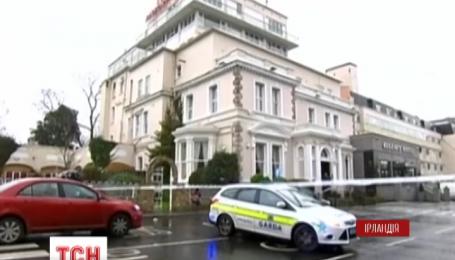 В Ірландії скасували змагання з боксу через збройний напад на готель