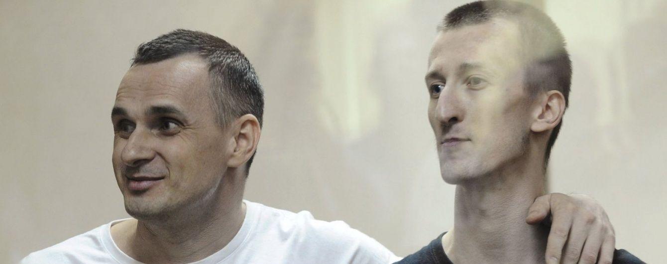РНБО ввела санкції проти російських суддів, які судили Сенцова і Кольченка